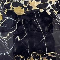 Чёрный мрамор BLACK AND GOLD