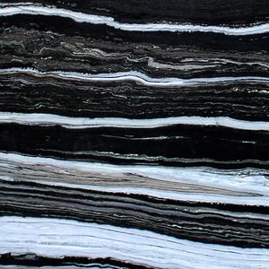 Черный мрамор PANDA BLACK