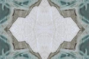 Кварц белый BOTANIC GREEN