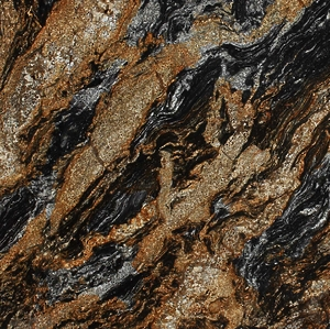 Гранит черный MAGMA GOLD