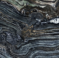 Мрамор черный SILVER WAVE