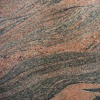 Гранит коричневый INDIAN JUPARANA